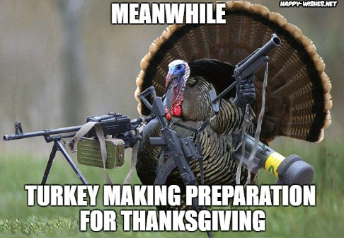 Funny Thanksgiving Pics