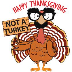 Funny Thanksgiving Turkey Images