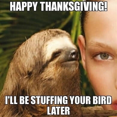 Happy Thanksgiving Meme Photos