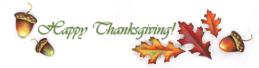 Thanksgiving Banner For Facebook