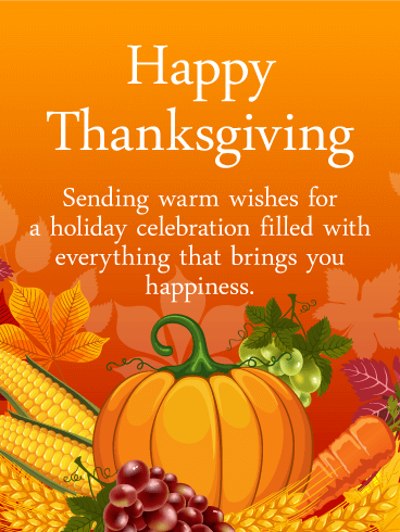 Thanksgiving Messages Images