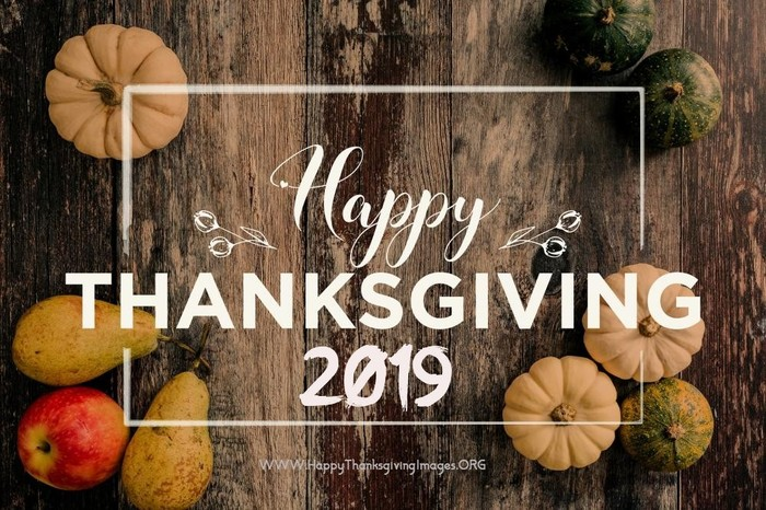 Thanksgiving Wallpapers 2019